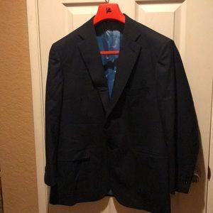 Isaiah sports coat 2 button